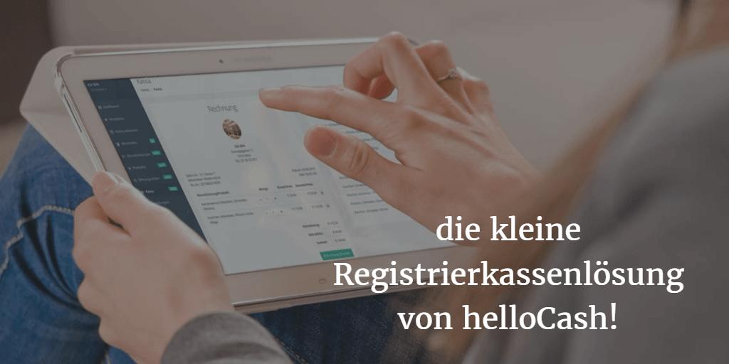 kleine Registrierkasse