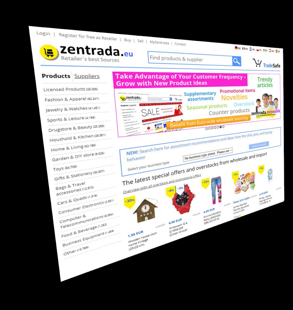 zentrada_screen