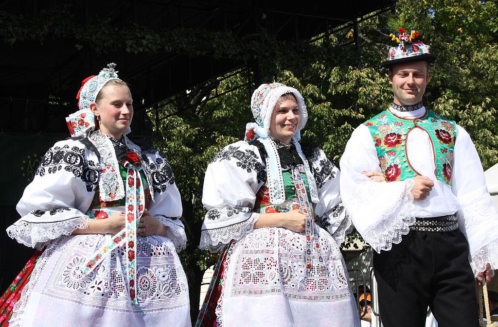 Brno moravské kroje